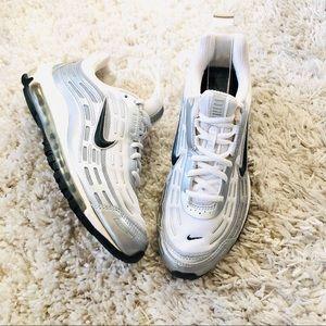 Nike vintage Airmax tl 2.5 Silver shoes 8